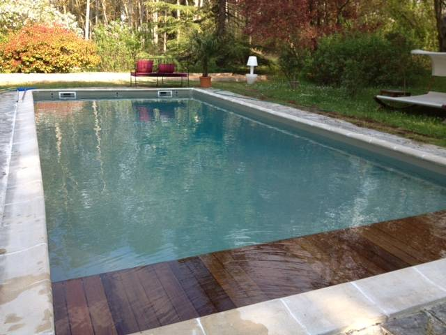 R novation de piscine avec int gration d 39 un volet roulant for Ozeo piscine