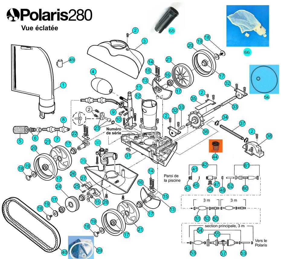 R Paration Robots De Piscine Polaris Sur G Menos Vente De Mat Riel